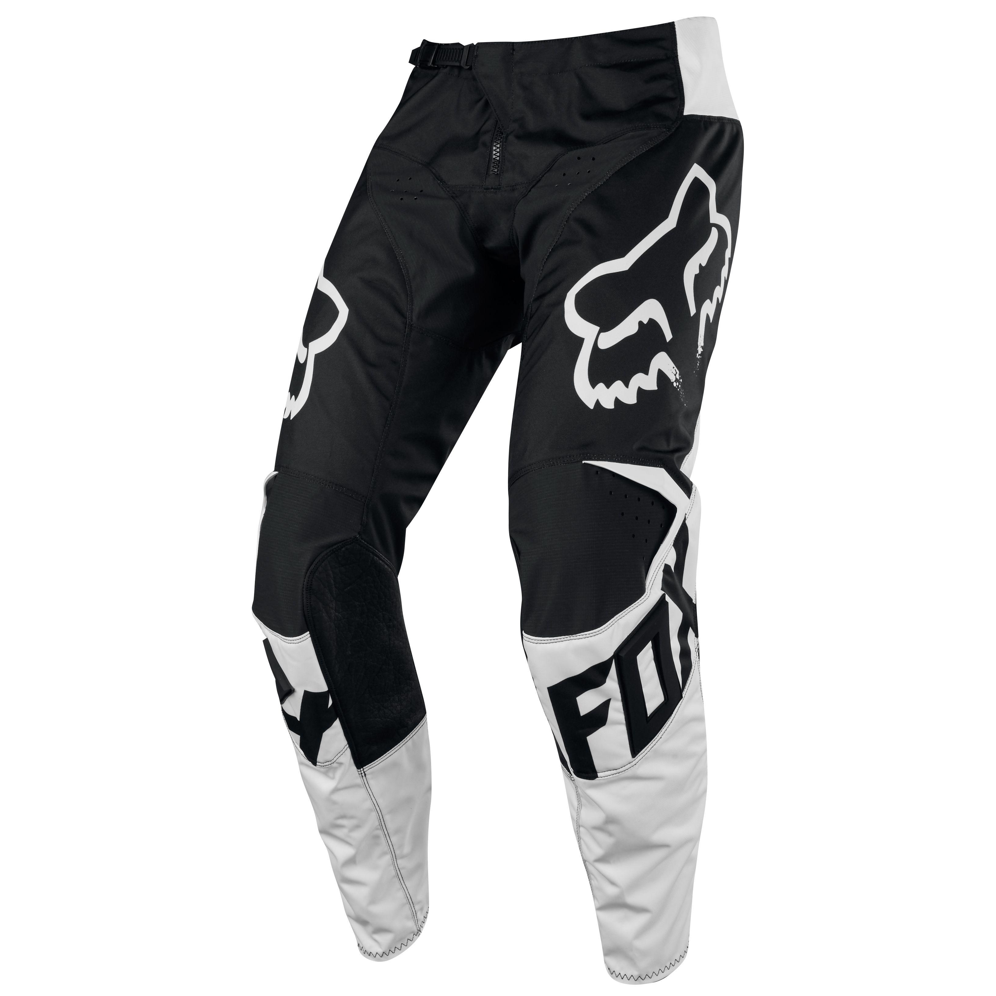 pantalon cross fox 180 race noir 2018 tenue cross. Black Bedroom Furniture Sets. Home Design Ideas