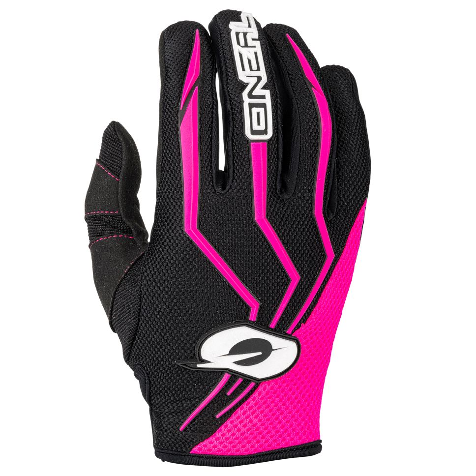 Gants cross O'Neal ELEMENT WOMEN - NOIR ROSE -  2018