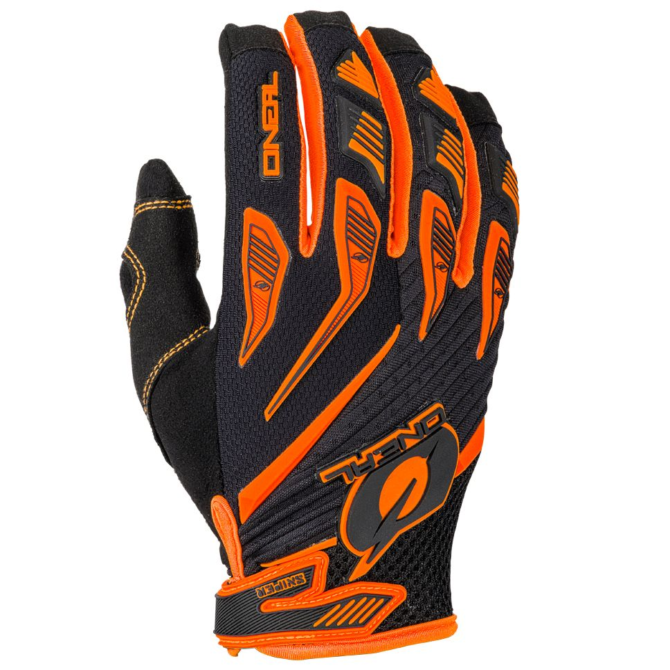 Gants cross O'Neal SNIPER ELITE - ORANGE - 2019