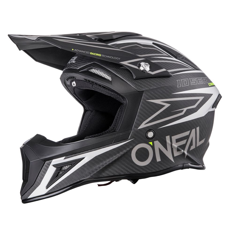 Casque Cross O'neal 10 Series Race - Carbone -