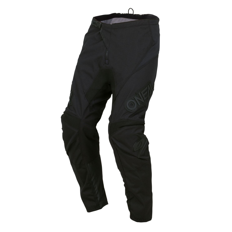 Pantalon cross O'Neal ELEMENT - CLASSIC - BLACK 2021