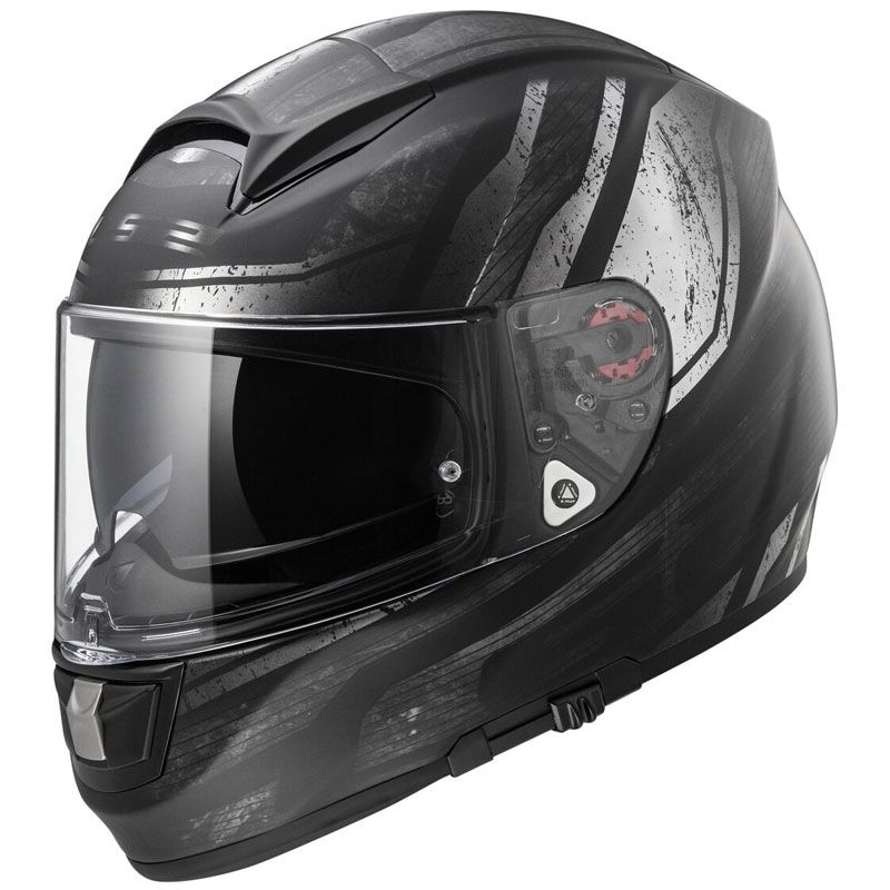 Casque LS2 DESTOCKAGE FF397 VECTOR FT2 RAZOR