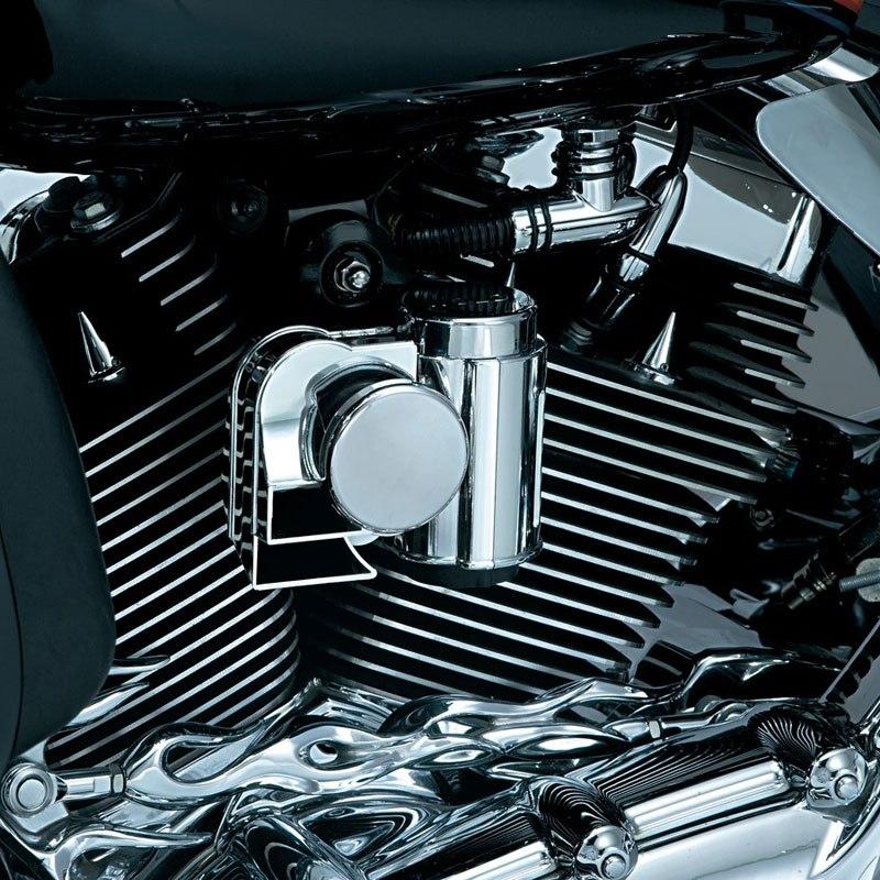 Avertisseur Kuryakyn Sonore Wolo bad boy Air horn Harley Davidson
