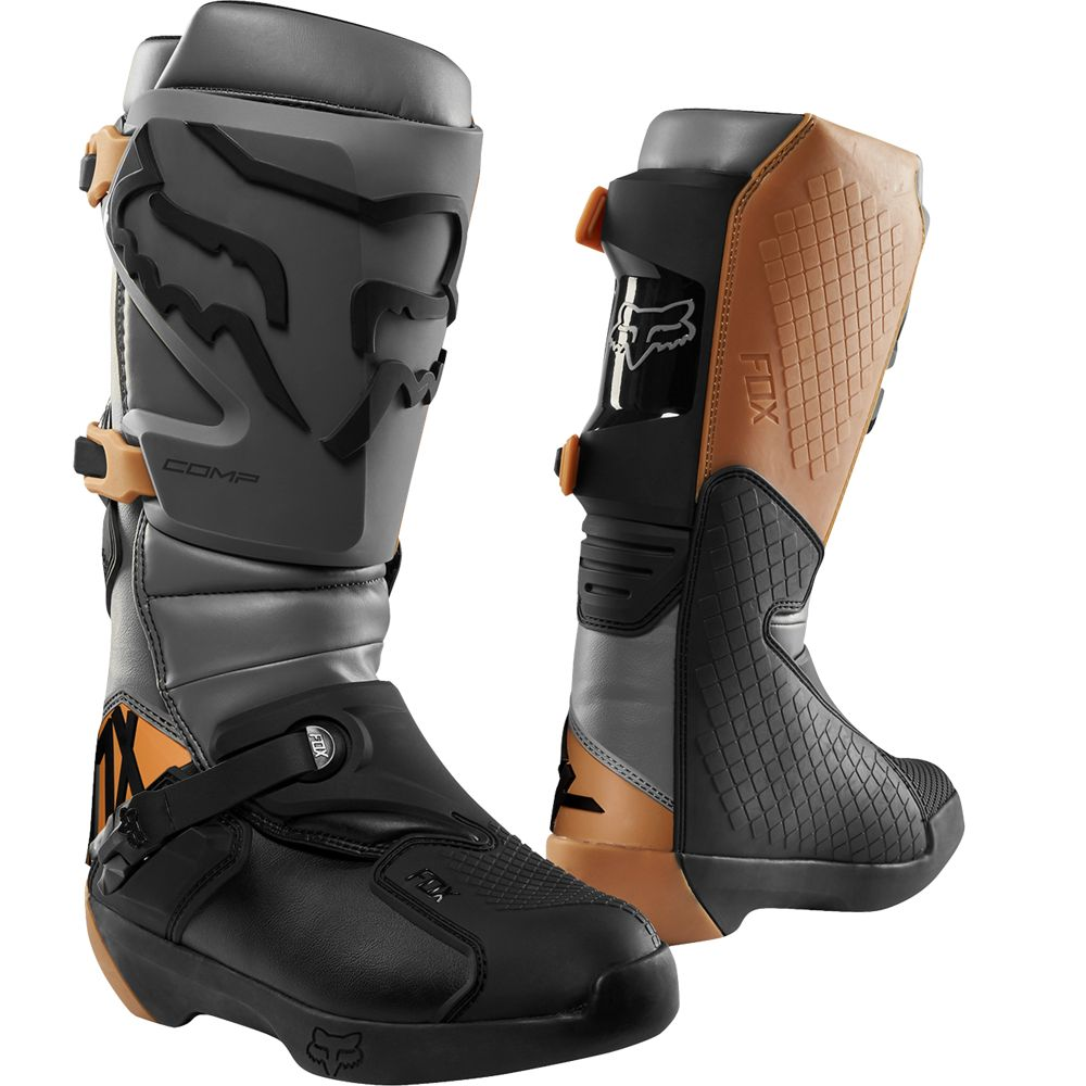 Bottes cross Fox COMP - STONE 2019