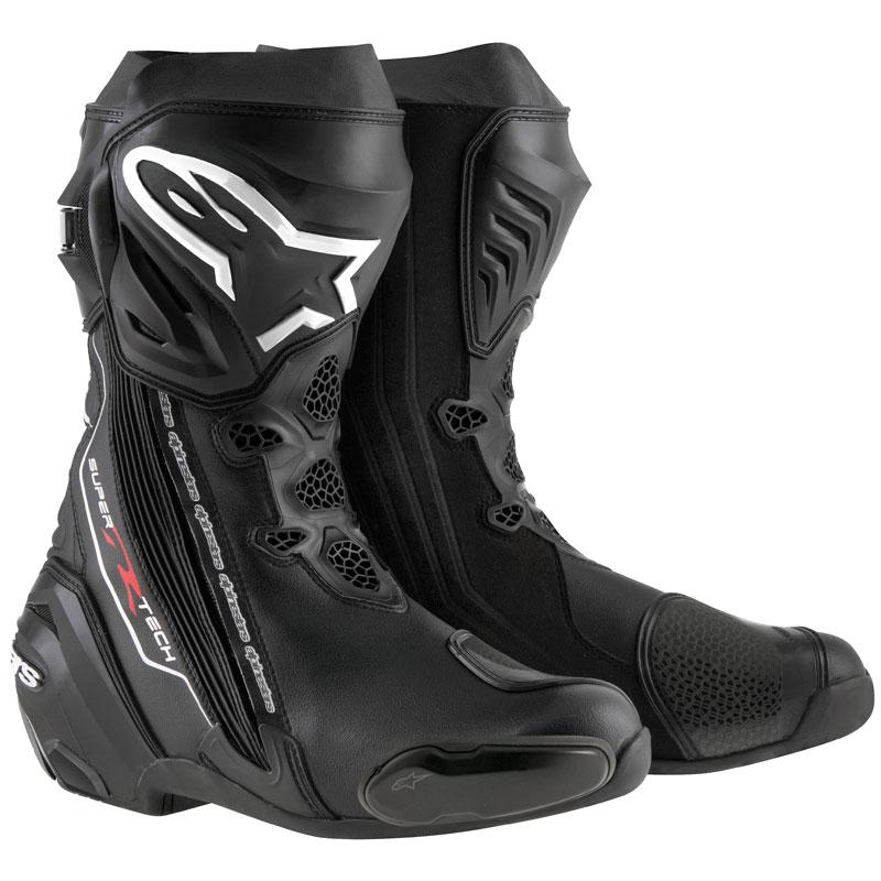 Des bottes Alpinestars Supertech R ventilées