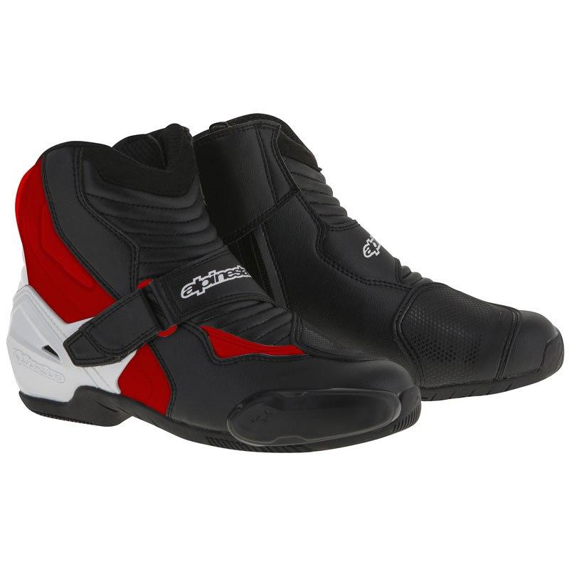 demi bottes alpinestars smx 1 r vendre bottes et chaussures. Black Bedroom Furniture Sets. Home Design Ideas