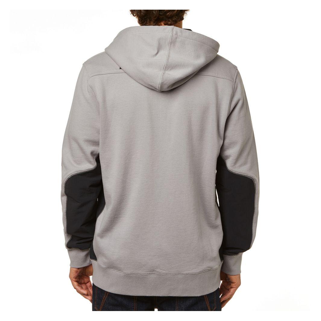 Steel Fox Sportswear Cross Grey 360 Zip Redplate Veste vUISRnn