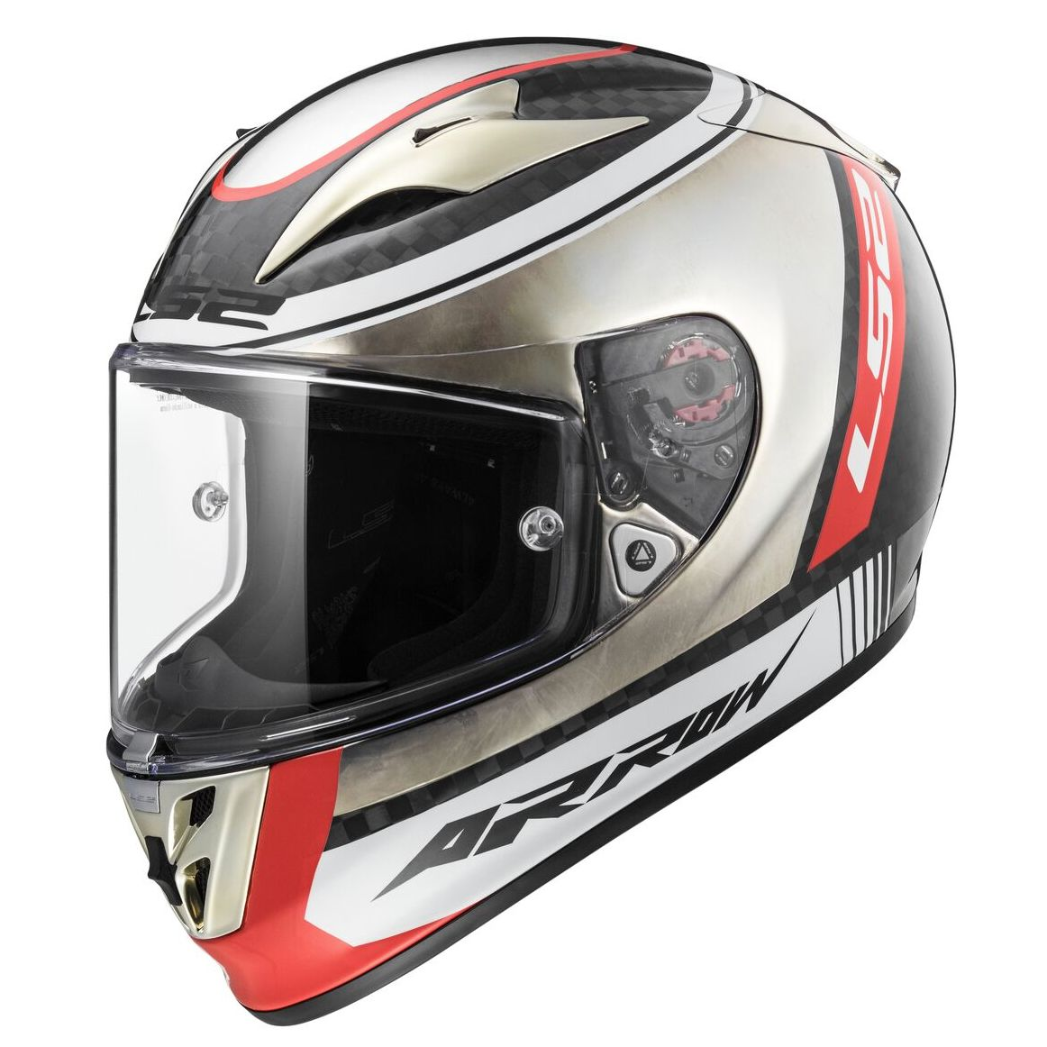 Casque LS2 DESTOCKAGE FF323 ARROW C EVO INDY
