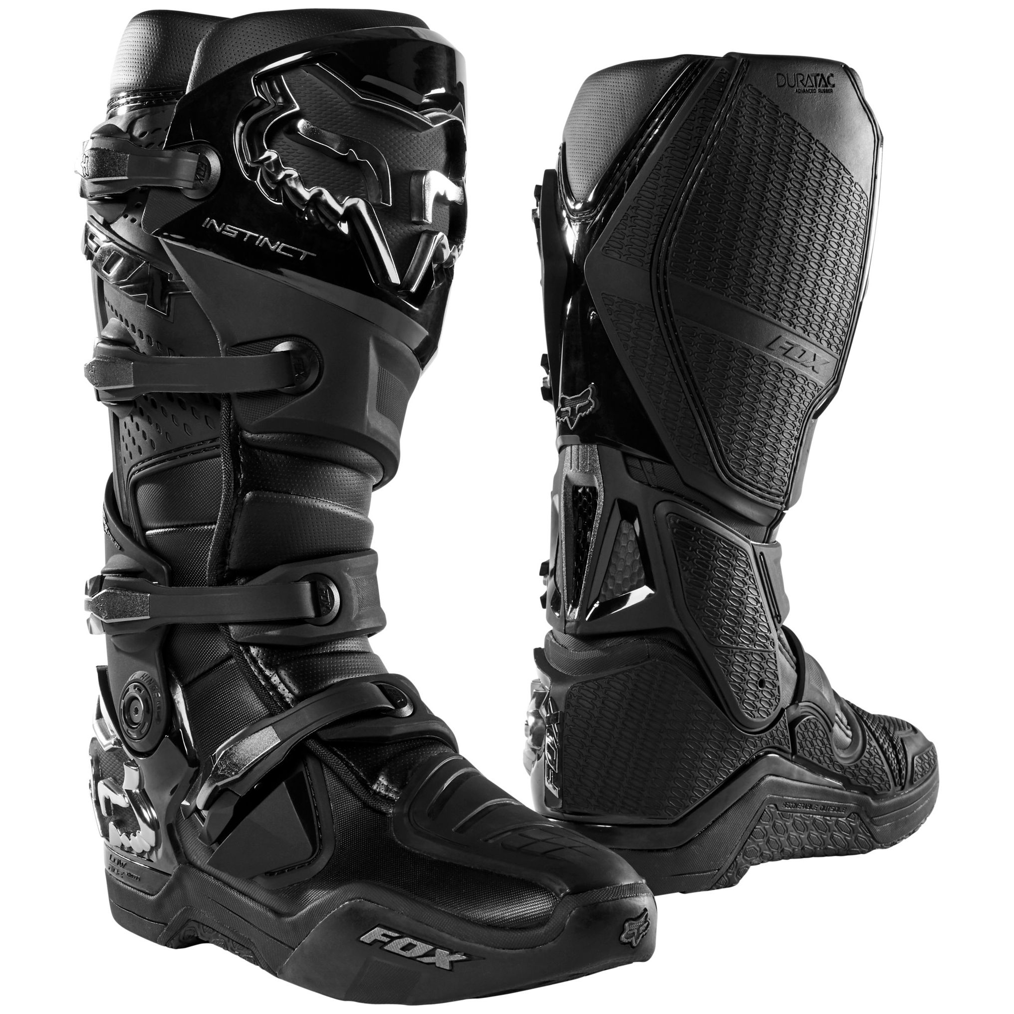 Bottes cross Fox INSTINCT BLACK 2020