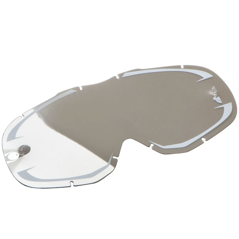 Ecran thor miroir contour blanc ally enduro for Miroir contour argent