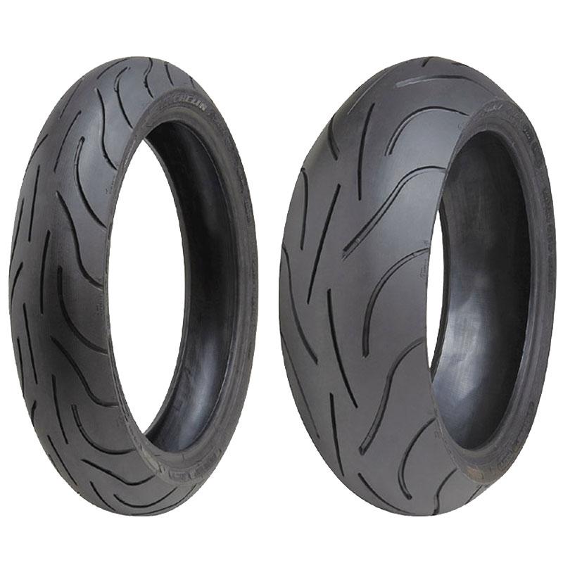 pneumatique michelin pilot power 2ct 160 60 zr 17 69w tl pneus roues. Black Bedroom Furniture Sets. Home Design Ideas