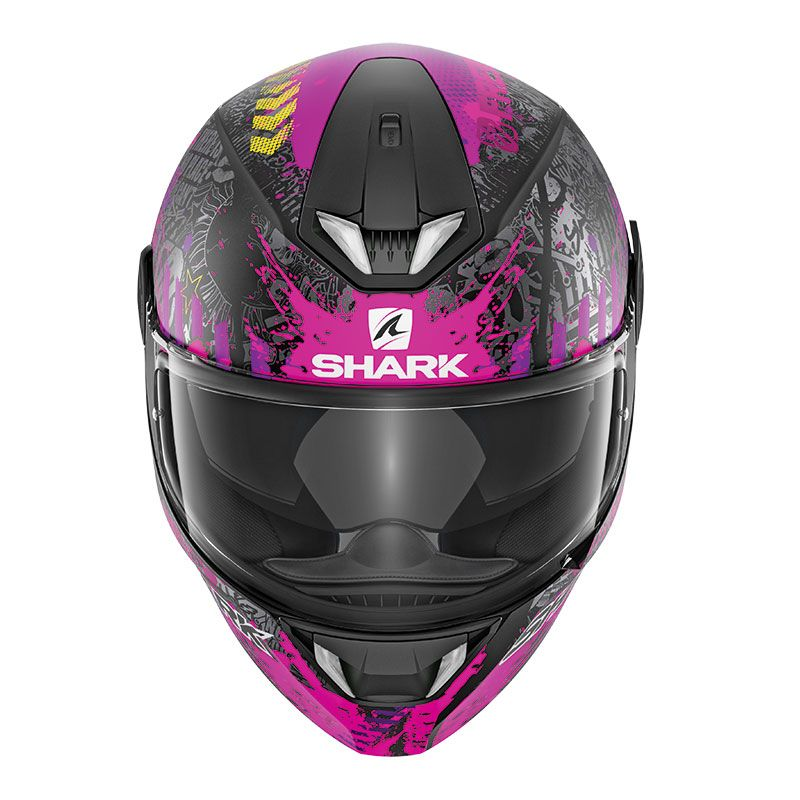 Casque Shark SKWAL 2 REPLICA SWITCH RIDER 2 MAT LADY