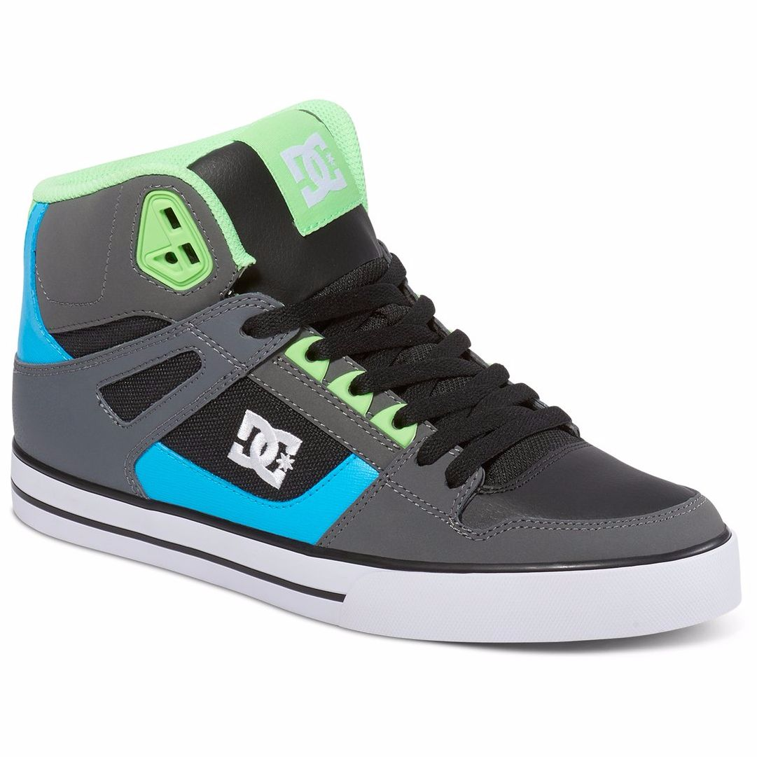 Baskets Dc Shoes Spartan High Wc