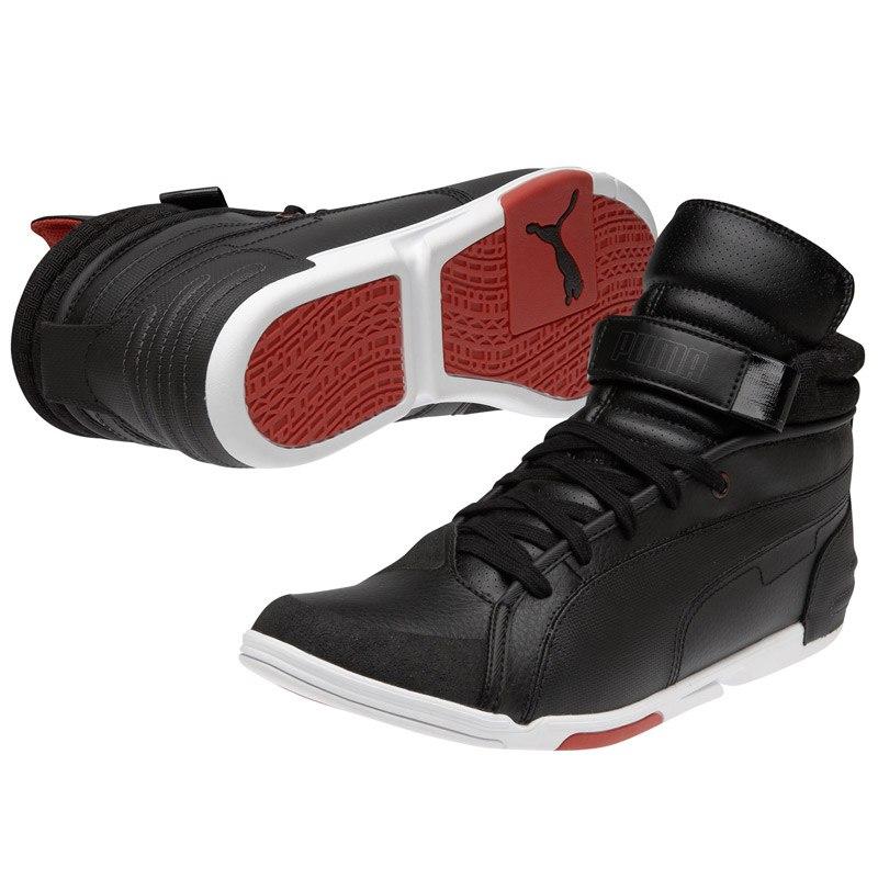 chaussures puma moto