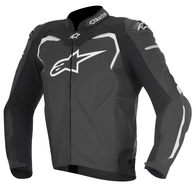 blouson alpinestars gp pro leather blouson et veste. Black Bedroom Furniture Sets. Home Design Ideas