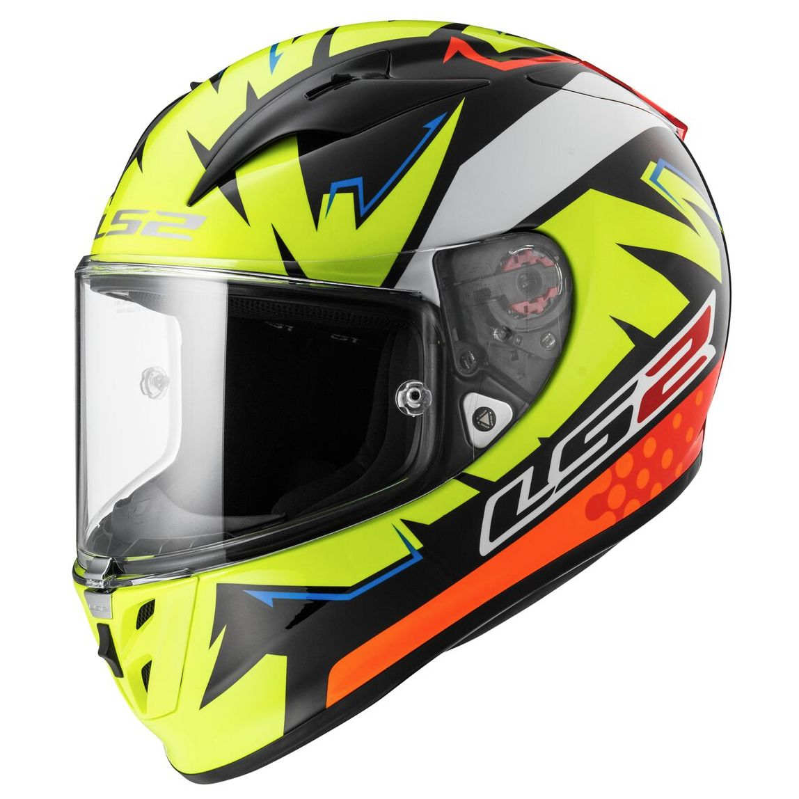 Casque Ls2 Ff323 Arrow R Evo Volt