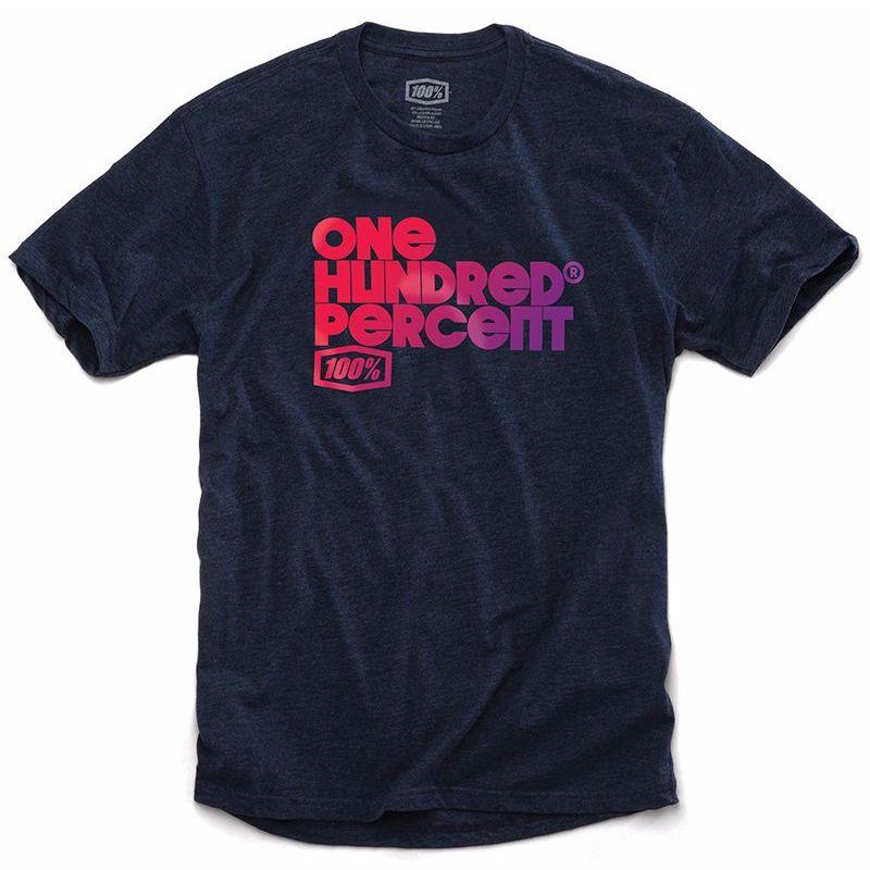 T-shirt Manches Courtes 100% Republique - 2018