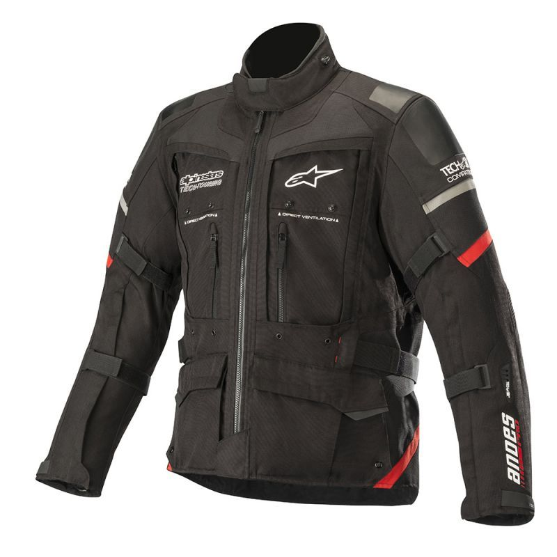 Veste Alpinestars ANDES PRO DRYSTAR® - TECH-AIR® COMPATIBLE