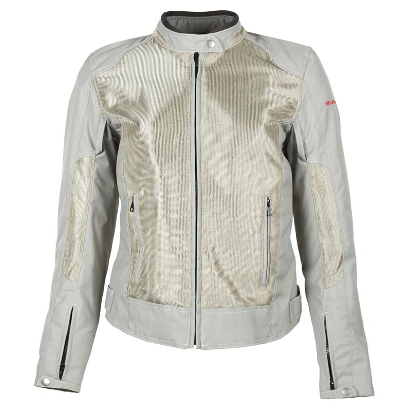 blouson helstons district femme mesh