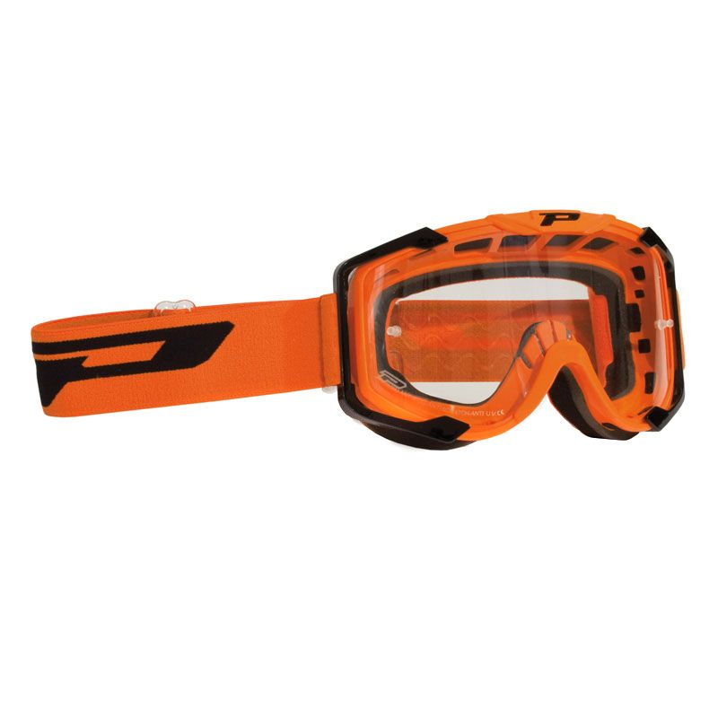 Masque Cross Progrip 3400 Orange