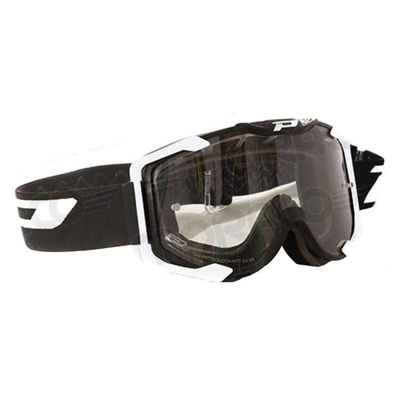 Masque Cross Progrip 3408 Noir Kit Roll Off Xl