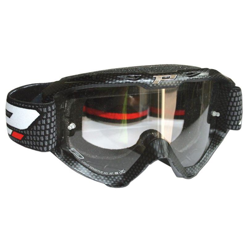 Masque Cross Progrip Top Line 3450 Carbon