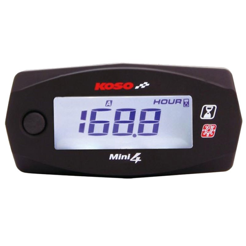 Compteur D'heures Koso Mini Style Universel