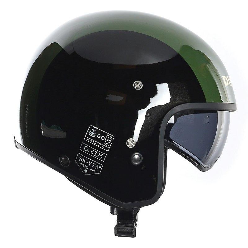 Casque Diesel Hi-jack Multi Noir/vert