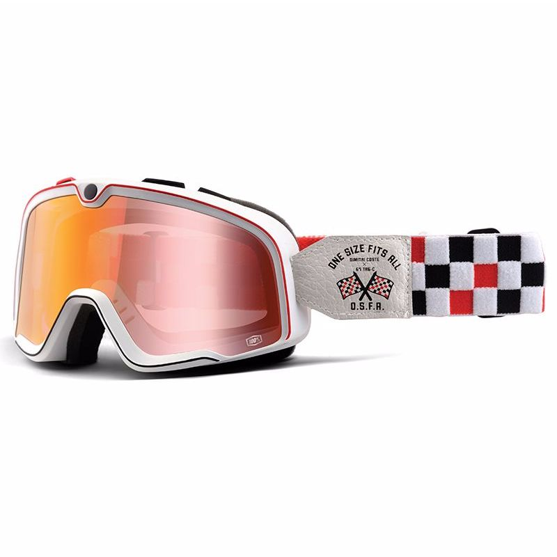 Lunettes Moto 100% Barstow - Osfa - Ecran Iridium