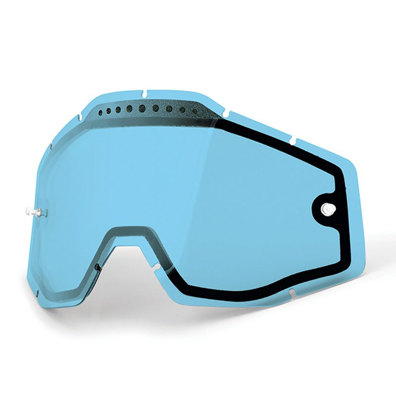 Ecran 100% Double Ventile Bleu - Racecraft / Accuri / Strata