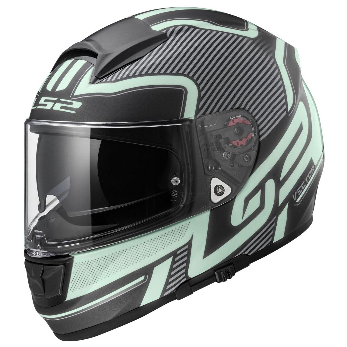 Casque LS2 DESTOCKAGE FF397 VECTOR ORION