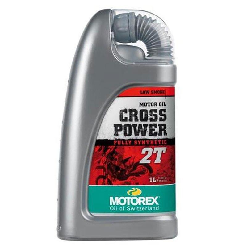 Huile Moteur Motorex Cross Power 2t 1l