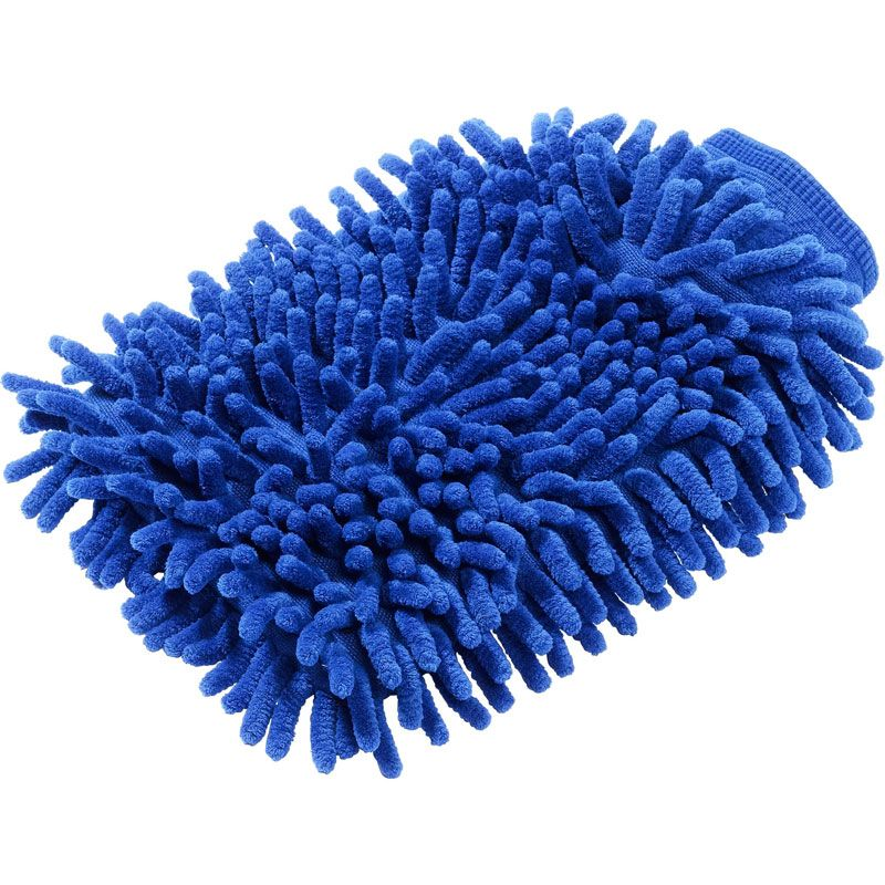 Gant de nettoyage BIKE CARE Microfibre Wash Mitt Double