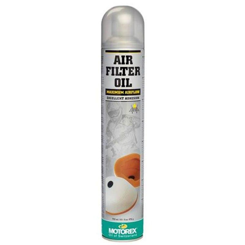 Graisse Filtre à Air Motorex Air Filter Oil 750ml