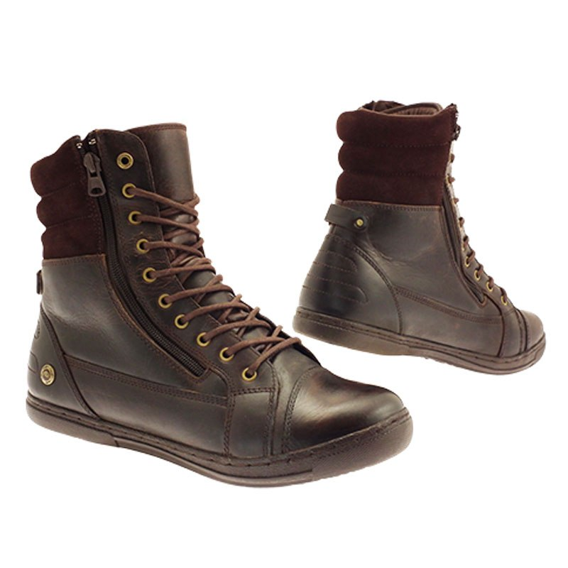 Chaussures 1964 Shoes Cafe Racer Rugged