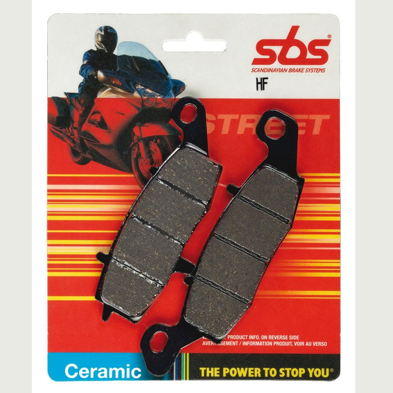 pour Suzuki GSF GSXR TL 4/x plaquettes de frein organique avant pour Kawasaki ZRX VN VZ