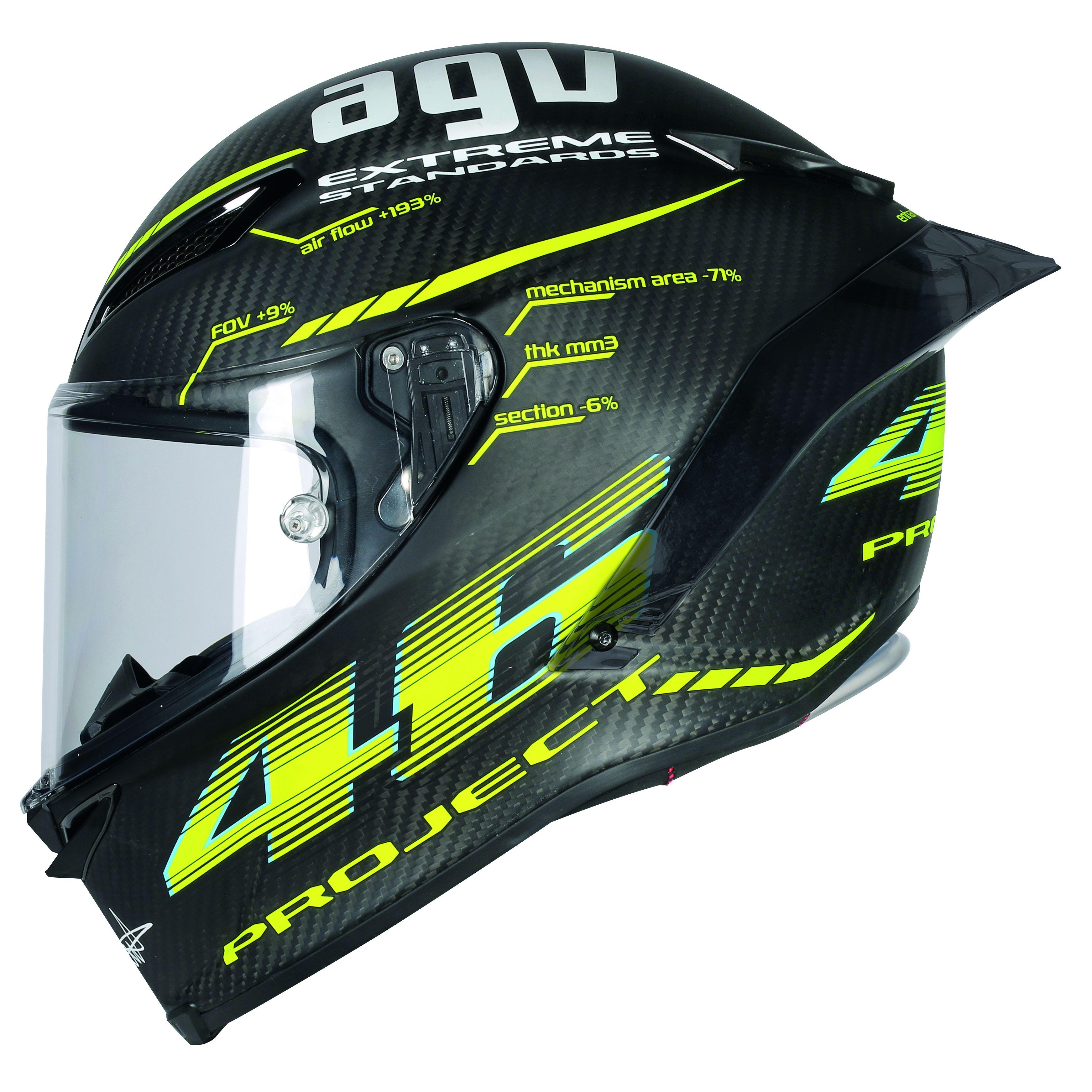 AGV Pista GP Top Project 46 2.0 Helmet - LSH Racing World