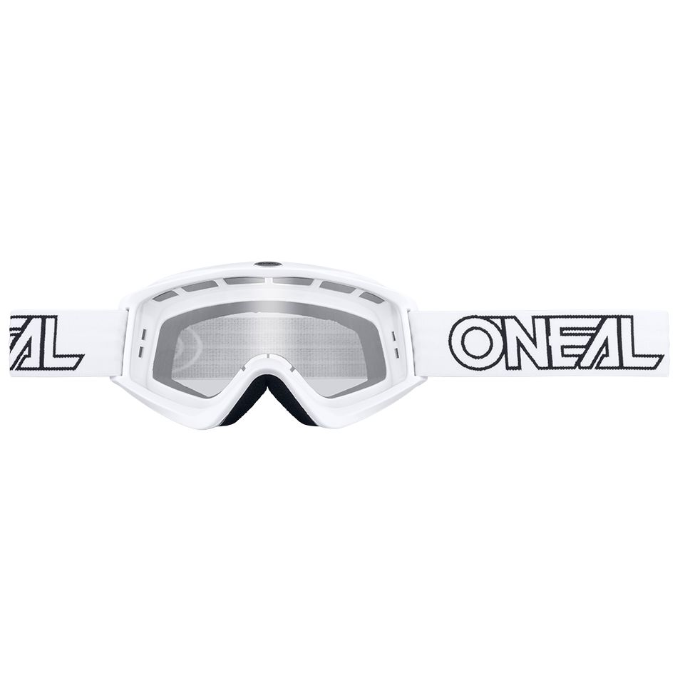 Masque cross O'Neal B-ZERO - WHITE 2019