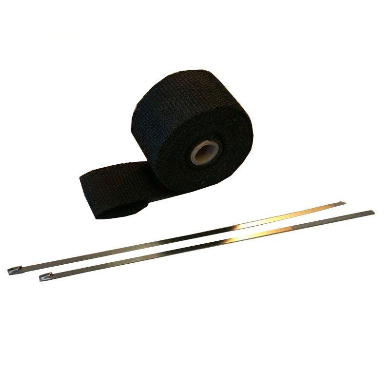 bande thermique brazoline pour collecteur 50 mm x 5 m echappement. Black Bedroom Furniture Sets. Home Design Ideas