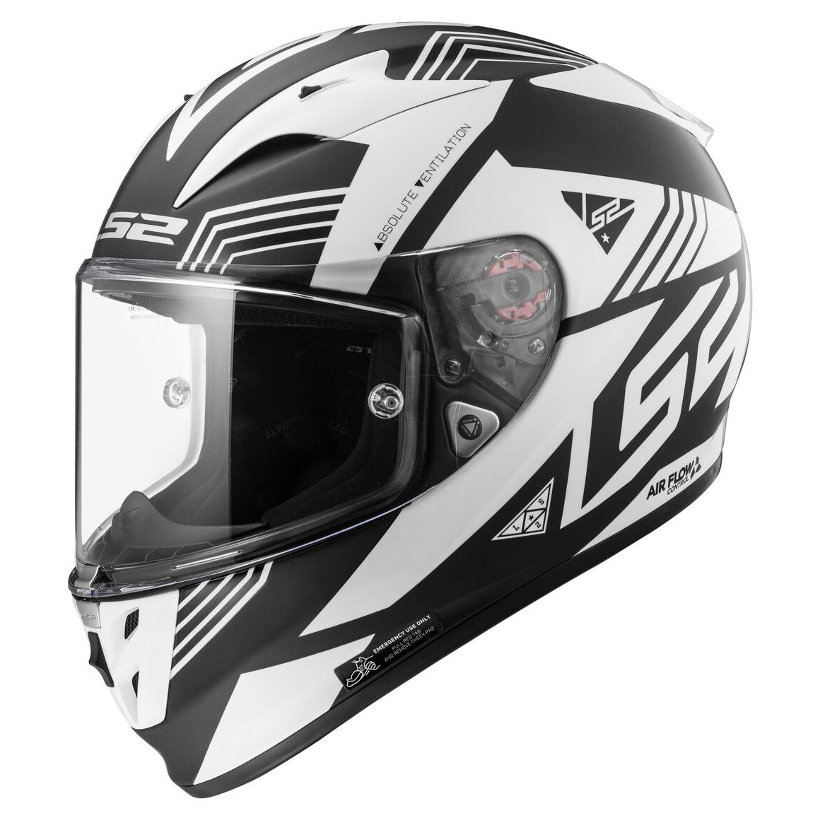 Casque Ls2 Ff323 Arrow R Evo Neon