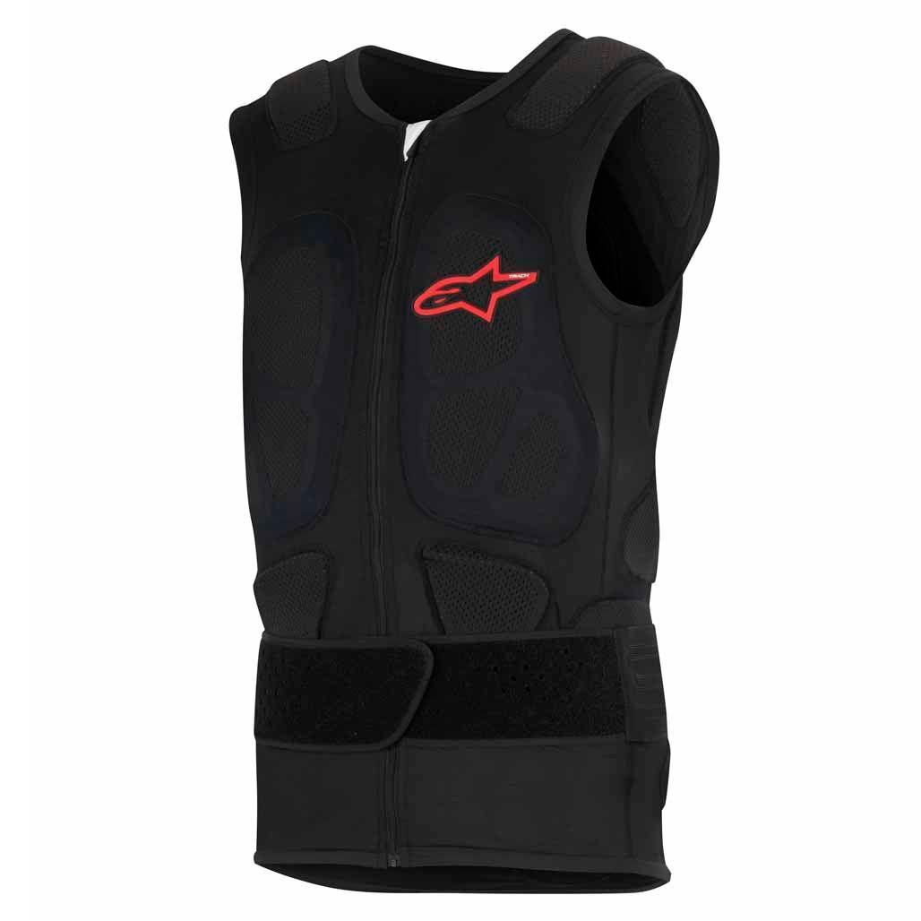 gilet de protection alpinestars track vest 2 blouson et veste. Black Bedroom Furniture Sets. Home Design Ideas