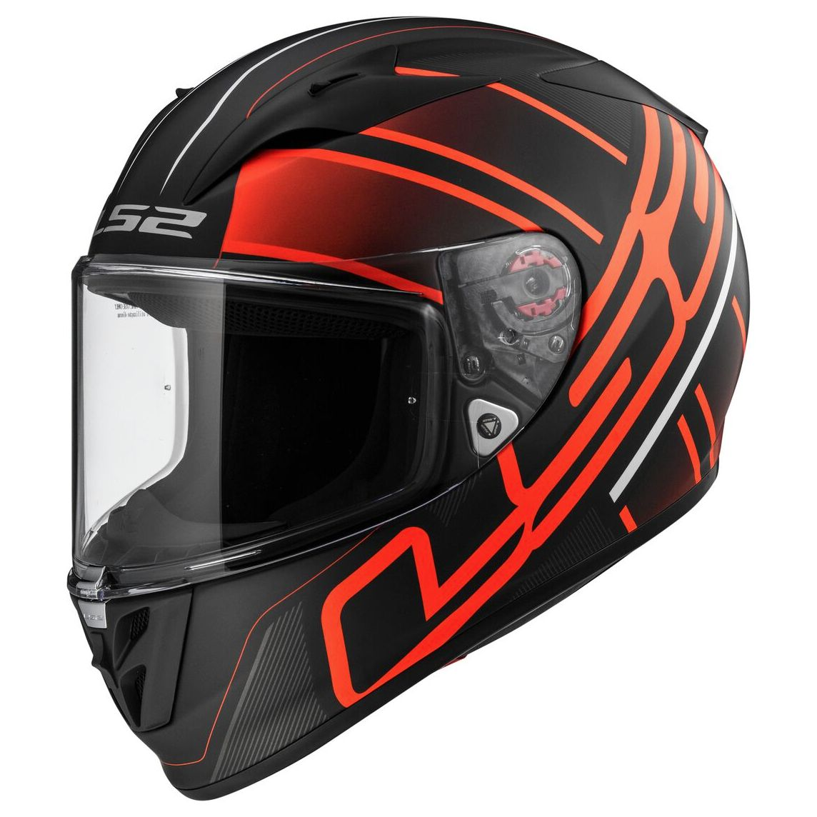 Casque Ls2 Ff323 Arrow R Evo Ion
