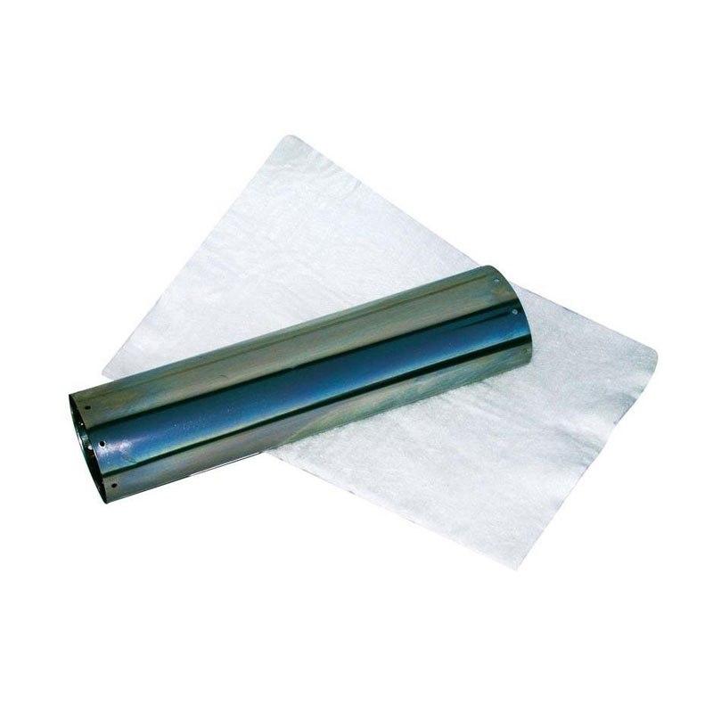 Laine de roche acousta fil standard en plaque 350x500mm for Prix laine de roche
