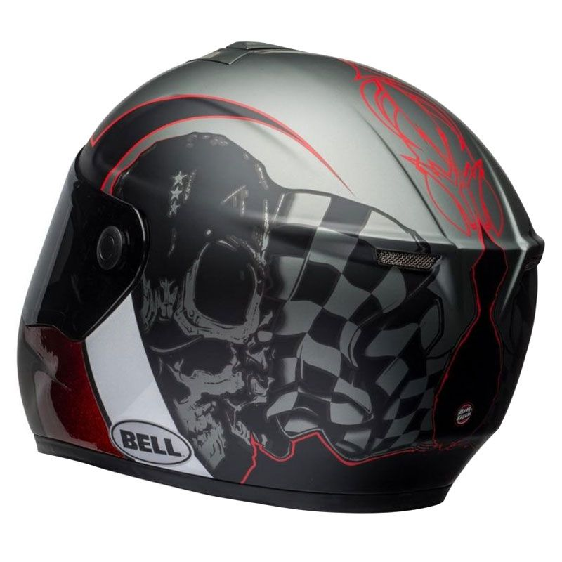 Casque Bell SRT HART LUCK SKULL