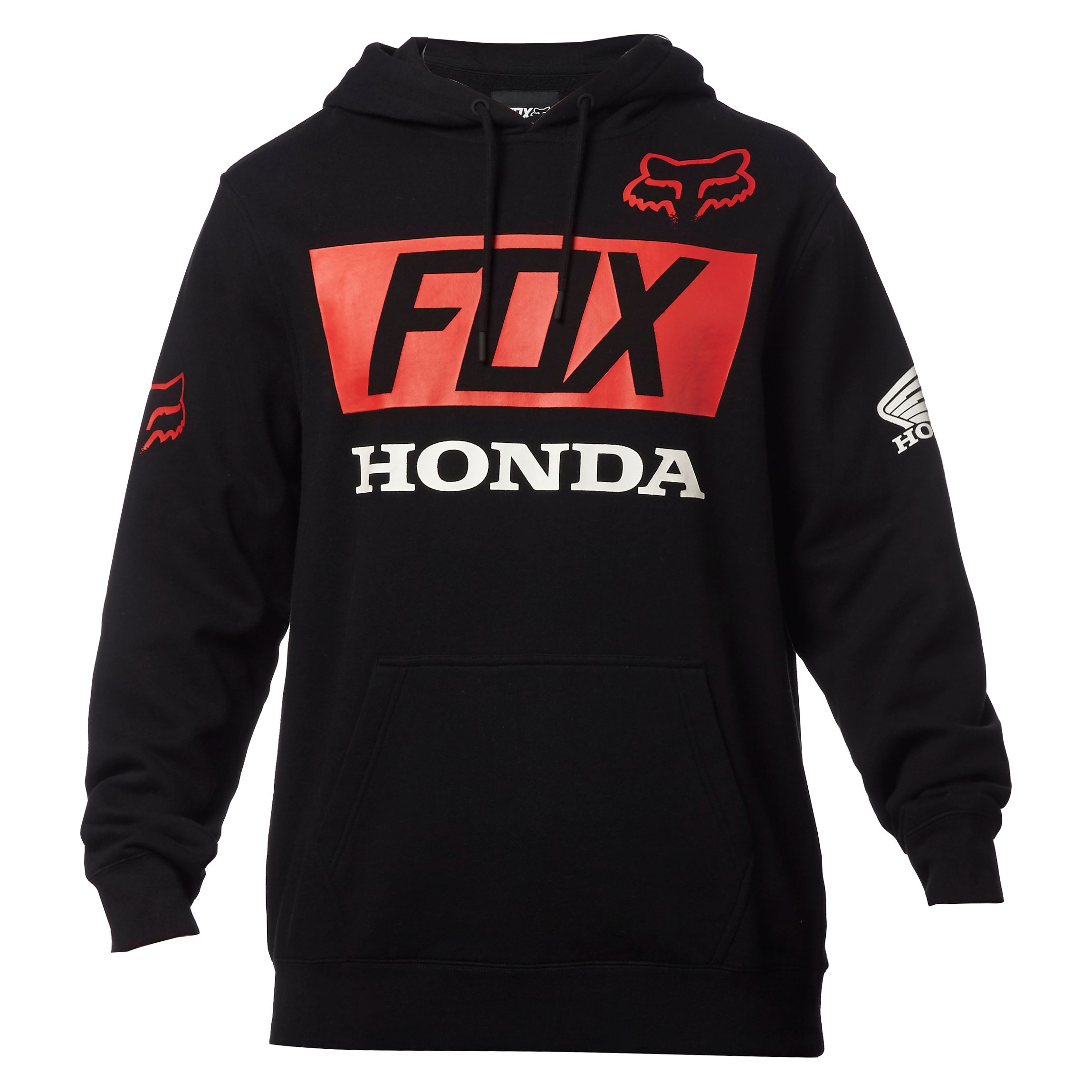 Sweat Fox Honda - 2018