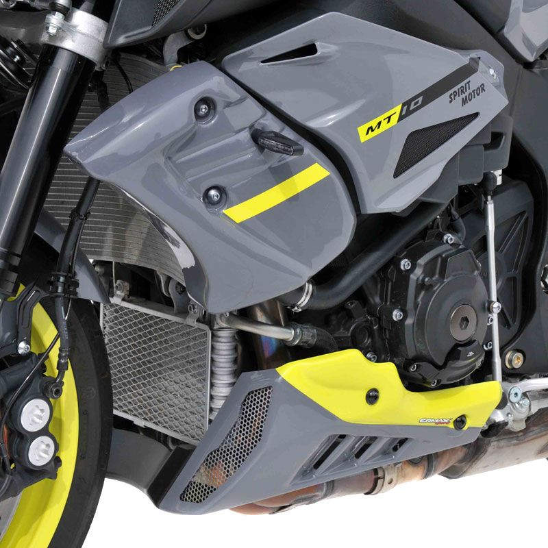 ecope de radiateur ermax habillage moto. Black Bedroom Furniture Sets. Home Design Ideas