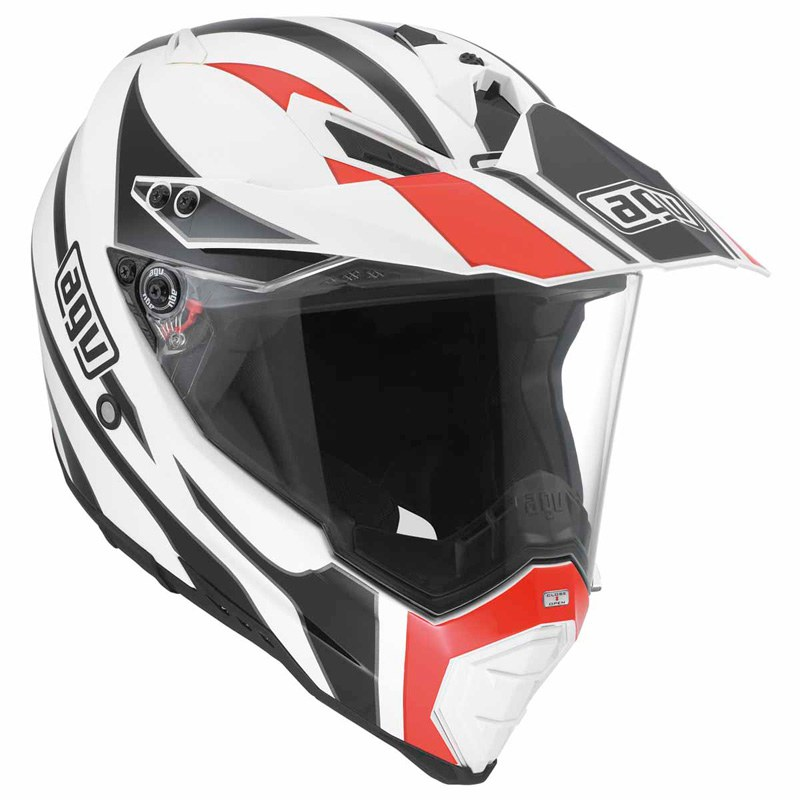Casque Cross Agv Ax-8 Dual Evo Tour