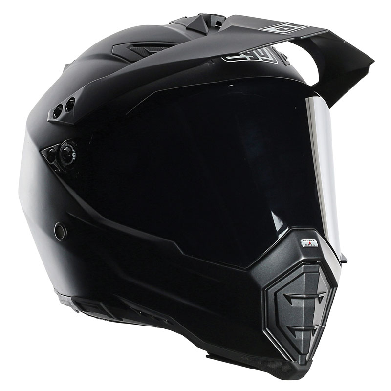 Casque Agv Ax-8 Dual Evo - Matt Black