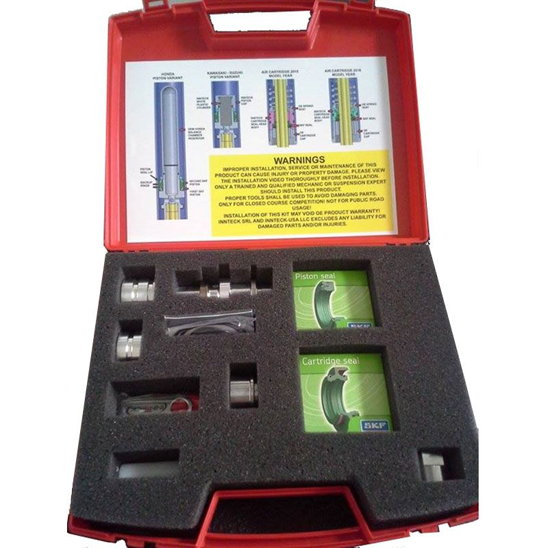 Kit INNTECK performance complet skf pour fourche showa ssf-air