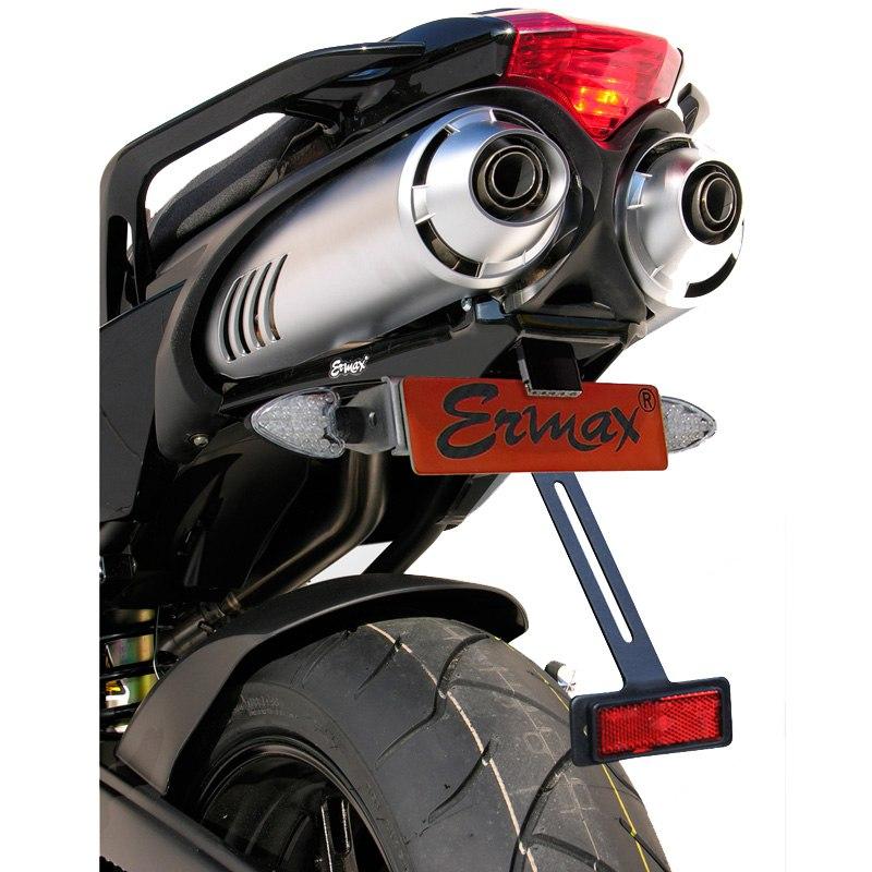 support de plaque ermax habillage moto. Black Bedroom Furniture Sets. Home Design Ideas